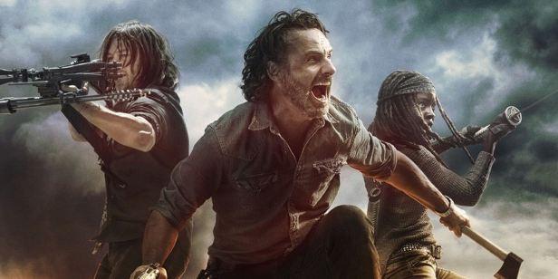 'The Walking Dead' 'Star Wars'un İzinden Gidecek