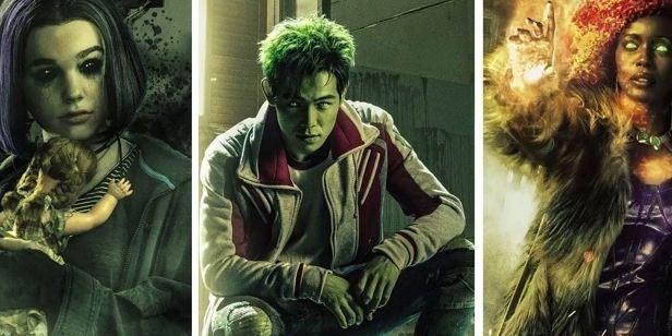 'Titans' Karakterleriyle Tanışmaya Hazır mısınız?