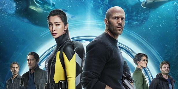 """Jason Statham'lı """"Meg: Derinlerdeki Dehşet""""in Devam Filmi Geliyor!"""