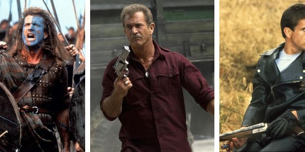 En İyi Filmleriyle Mel Gibson