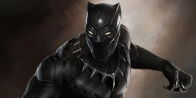 """""""Black Panther""""dan Türkçe Fragmanlar!"""