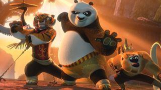 Kung Fu Panda 2 Yapım Notları