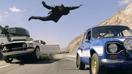 Hızlı Ve Öfkeli 6 (Fast And Furious 6)'dan Yeni Fragman!