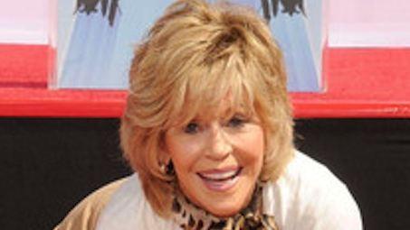 Jane Fonda, TCL Çin Sineması'na El İzini Bıraktı