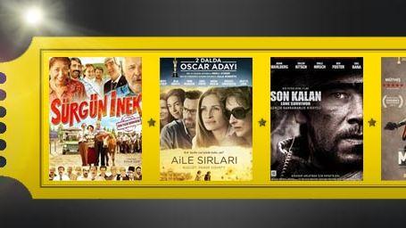 Sürgün İnek ve Oscar Adayı Filmler Sinemalarda!