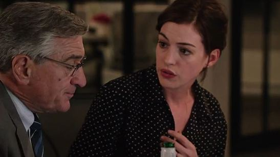 Anne Hathaway ve Robert De Niro Aynı Filmde!