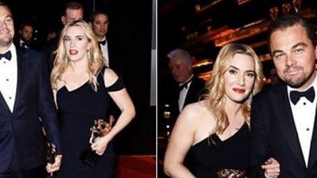 BAFTA'dan Renkli Kareler!