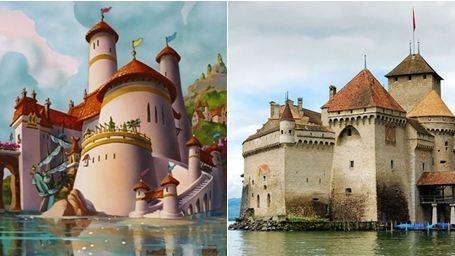Disney'in Büyülü Lokasyonlarının İlham Kaynakları!
