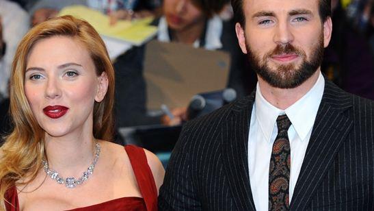 Scarlett Johansson ve Chris Evans Adana'da!