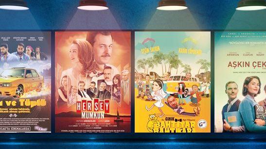 Vizyondaki Filmler Burada!