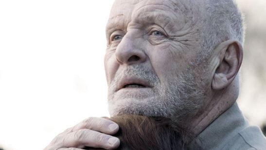 "Anthony Hopkins'li ""King Lear""dan İlk Kare!"