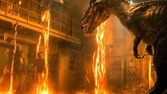 """""""Jurassic World 2"""" Bu Hafta da Box Office Zirvesini Bırakmıyor!"""