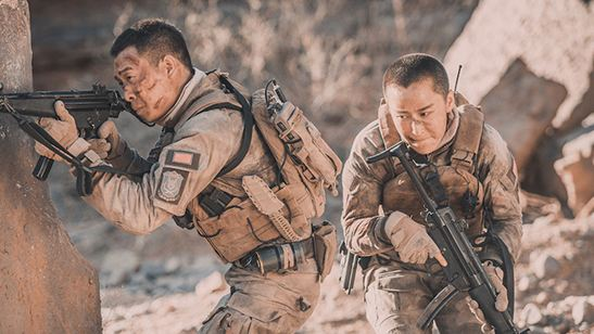"Hong Kong'un Oscar Adayı ""Operation Red Sea"" Oldu!"