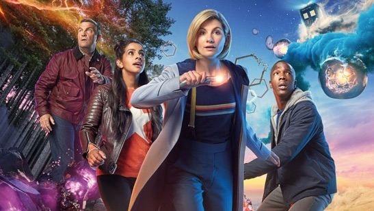 Jodie Whittaker'ın 'Doctor Who' Kariyeri Devam Edecek