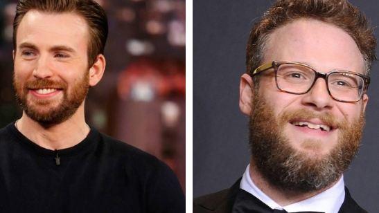 """Chris Evans ve Seth Rogen'ın """"Evde Tek Başına"""" İle İmtihanı"""