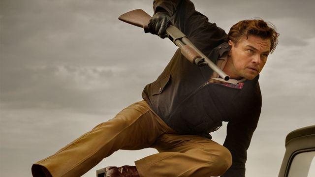 "Leonardo DiCaprio ve Brad Pitt'li ""Once Upon A Time In Hollywood""dan Yeni Görseller!"