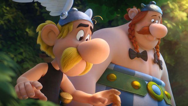 """""""Asteriks: Sihirli İksirin Sırrı"""" Sinemalarda!"""