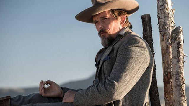 Ethan Hawke, Paul Schrader'ın Western Filminde!