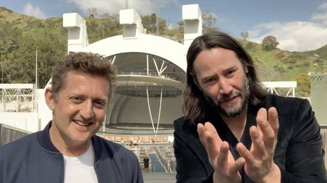 "Keanu Reeves'li ""Bill & Ted Face The Music"" Vizyon Tarihi Belli Oldu"