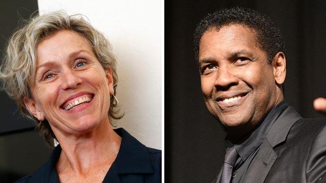 "Denzel Washington ve Frances McDormand ""Macbeth"" Başrolünde!"