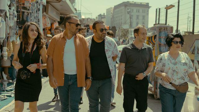 """Polisiye Komedi Filmi """"Hareket Sekiz""""den İlk Kareler!"""