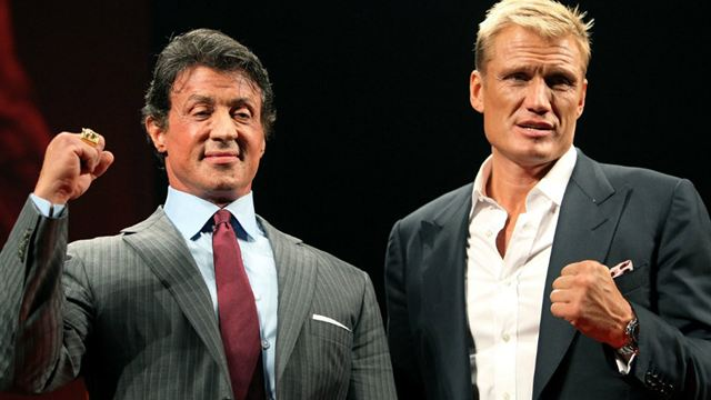 "Sylvester Stallone ve Dolph Lundgren ""The International""da Yer Alacak!"