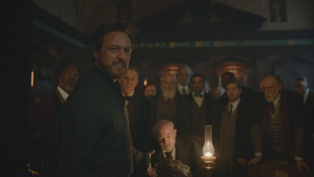 "James McAvoy, ""His Dark Materials""da İlk Seçim Değilmiş!"
