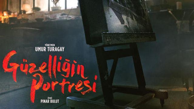 """Birkan Sokullu ve Burçin Terzioğlu Başrollü """"Güzelliğin Portresi""""nden Teaser"""