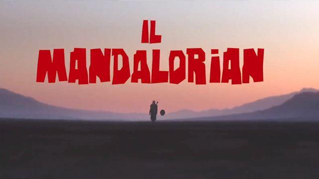 The Mandalorian'a Spagetti Western Fragman