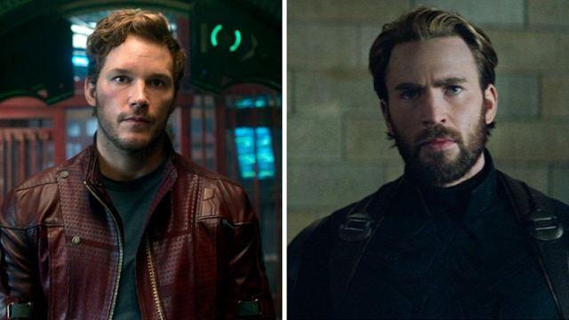 James Gunn Cevapladı: Captain America, Star Lord'un Büyükbabası mı?