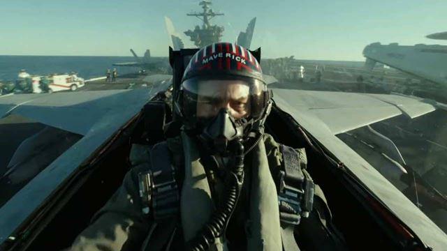"""""""Top Gun: Maverick"""" Filminden Poster Geldi!"""