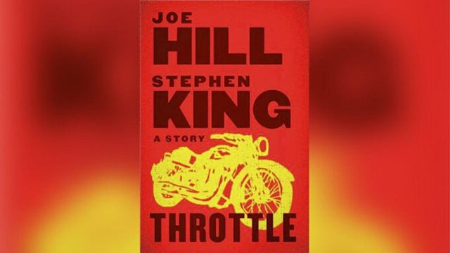 Joe Hill ve Stephen King'in Throttle'ını HBO Max İçin Film Oluyor!
