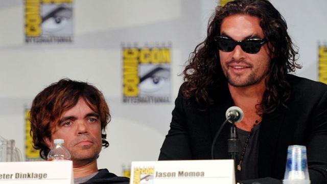 Jason Momoa ve Peter Dinklage, Vampire Filmi 'Good Bad & Undead'de Rol Alabilir