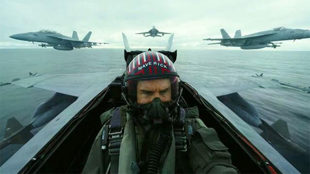'Top Gun: Maverick' Filminden Etkileyici Bir Kamera Arkası Videosu Yayınlandı