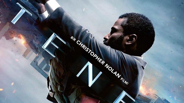"""Christopher Nolan İmzalı """"Tenet""""ten Yeni Posterler Geldi!"""
