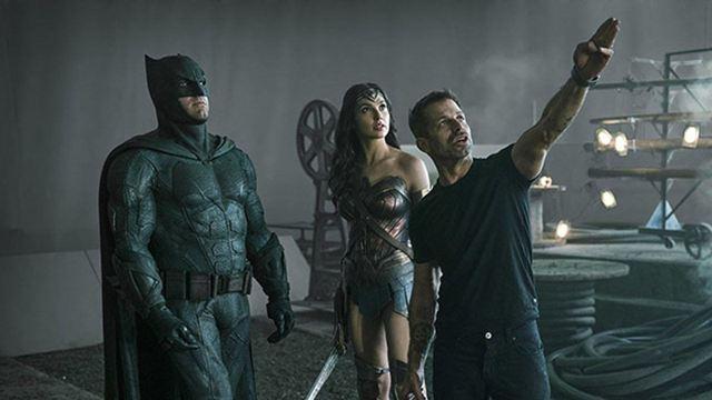 Zack Snyder, Justice League'de Joss Whedon'ın Çektiği Hiçbir Sahneyi Kullanmayacak