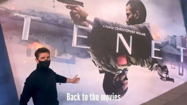 """Tom Cruise, """"Tenet"""" Gösterimine Giderek Sinemalara Dönüş Yaptı"""