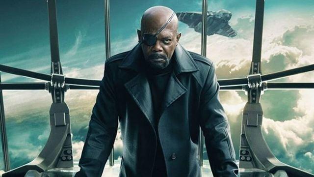 Samuel L. Jackson, Bir Disney Dizisinde Nick Fury Rolünü Yeniden Canlandıracak