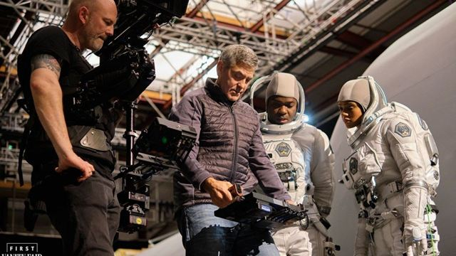 Midnight Sky'dan George Clooney'li Özel Bir Görsel Geldi!