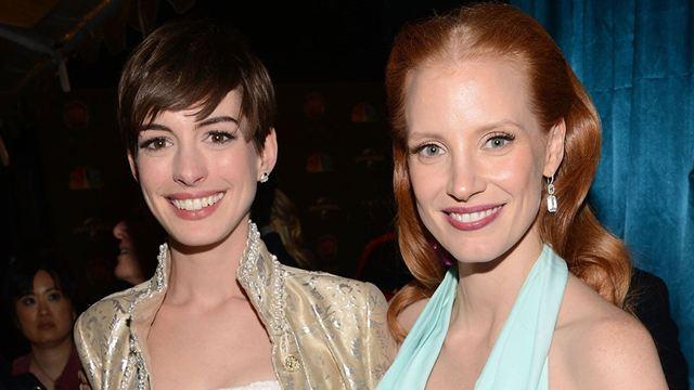 Jessica Chastain ve Anne Hathaway'den Psikolojik Gerilim!