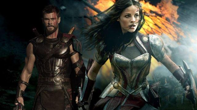 Jaimie Alexander, Lady Sif Olarak Thor: Love and Thunder'da Yer Alacak