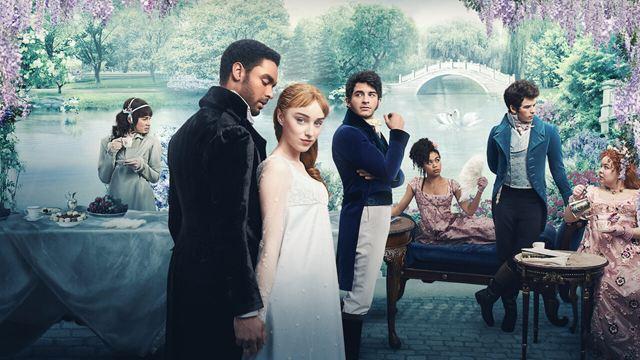 Bridgerton, Netflix'in Şimdiye Kadar En Çok İzlenen Dizisi Oldu