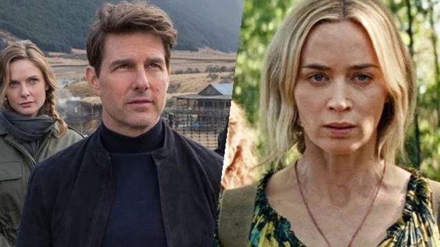 Mission Impossible 7 ve A Quiet Place 2, Vizyonundan Kısa Süre Sonra Stream Edilebilecek