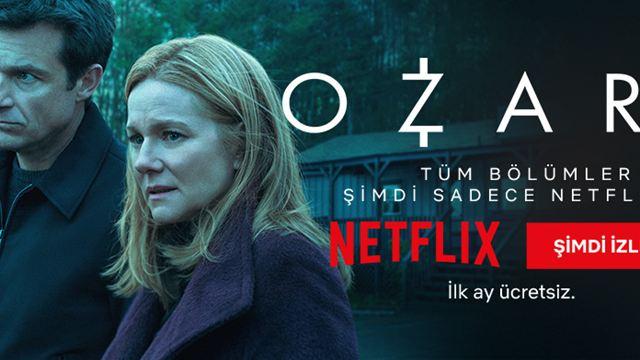 Hala İzlemediniz mi? Ozark 2. Sezonuyla Şimdi Netflix'te!