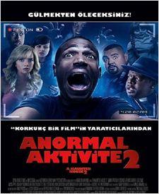 Anormal Aktivite 2