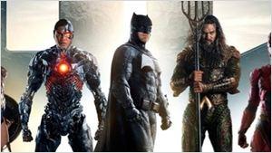 Justice League'den Fragman Geldi!