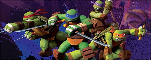 Yeni ninja kaplumba alar 39 n abd g sterim tarihi de i ti - Dessin anime des tortues ninja ...