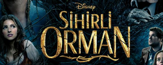 Sihirli Orman Türkçe Dublajlı Filmini İzle