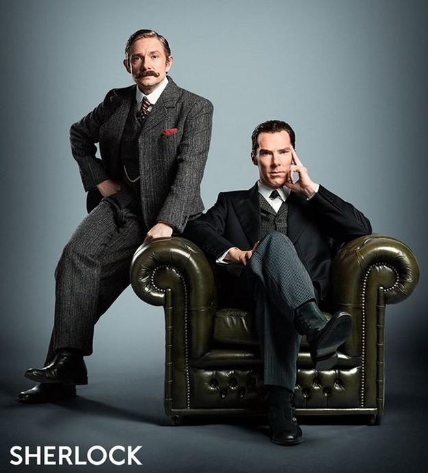 sherlock noel bölümü 2018 ne zaman Sherlock'un Noel Özel Bölümünden İlk Fragman Yayınlandı  sherlock noel bölümü 2018 ne zaman