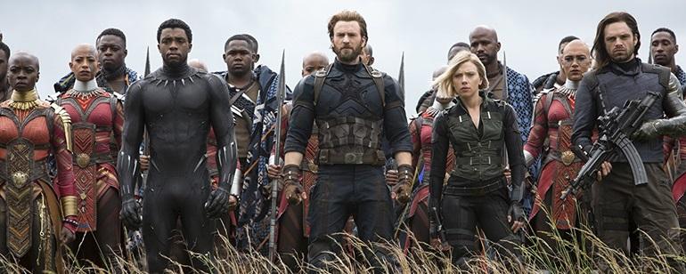 """""""Avengers: Sonsuzluk Savaşı"""" Altı Saatte Satış Rekoru Kırdı!"""